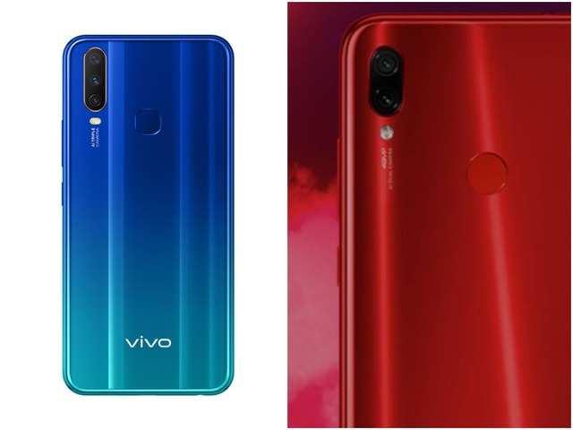 Vivo Y12 vs Xiaomi Redmi Note 7S: How the two new sub-Rs 15,000 smartphones compare