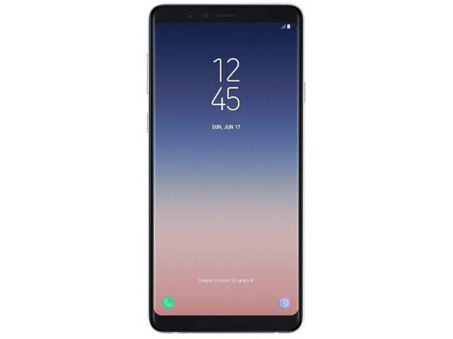 Samsung Galaxy A8 Star gets Android Pie update