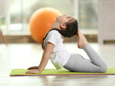 Life lessons your child can learn from yoga