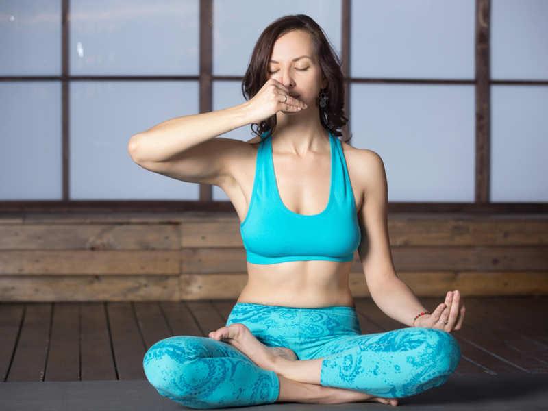 International Day of Yoga 2019: Yoga asanas that help to manage breathing  problem - Times of India