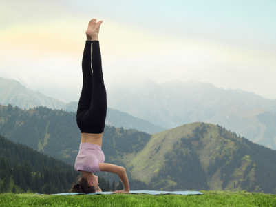 Video: How to master a headstand