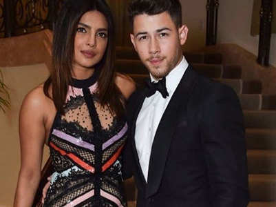 Nick Jonas is smitten by his 'hot date' Priyanka