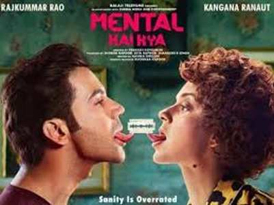 Kangana's 'Mental Hai Kya' to be renamed?