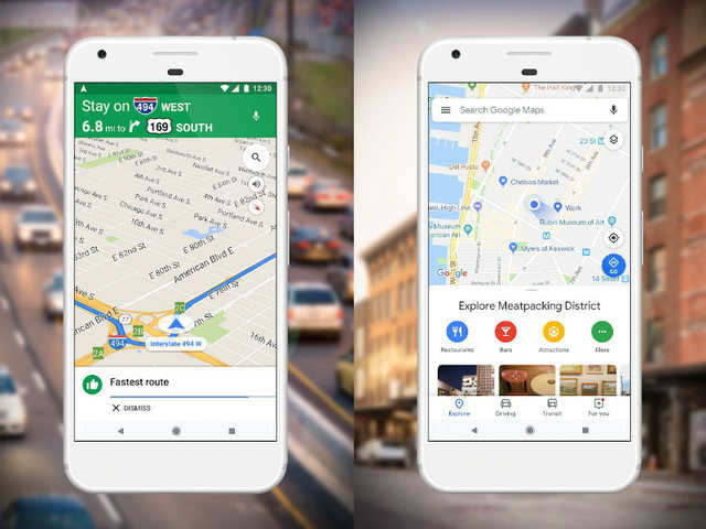 Here's what Google has to say on showing 'fake' businesses in Google Maps