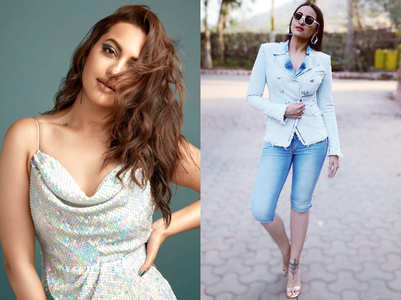 Sonakshi proves she's got the most badass fashion sense