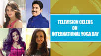 Taarak Mehta's Shailesh Lodha and other TV celebs celebrate International Yoga Day