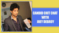 A candid chit chat with 'Hriday Haran B.A. Pass' actor Joey Debroy