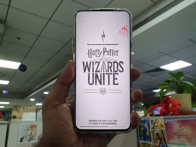 How to download Harry Potter Wizards Unite game in India