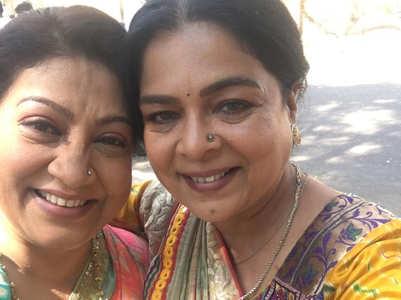 Swati remembers late actress Reema Lagoo