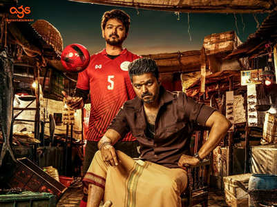 Vijay's 'Thalapathy 63' is 'Bigil'