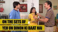 Yeh Un Dinon Ki Baat Hai: Sameer- Naina get angry at Rakesh for spreading news of their pregnancy