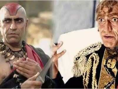 Amrish Puri: Roles which made him eternal