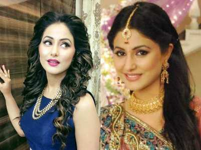 Hina Khan chooses Akshara over Komolika