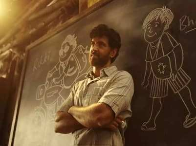 'Super 30': Anand on Hrithik's performance