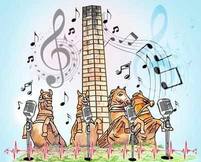 Musical shows are city's lifeline | Nagpur News - Times of India