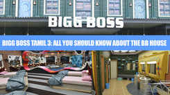Bigg Boss Tamil 3: Here's all you should know about the luxurious BB house