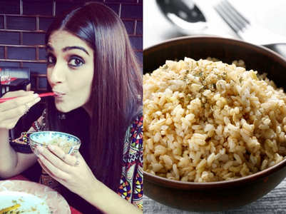 Sonam Kapoor swears by brown rice! Here's why