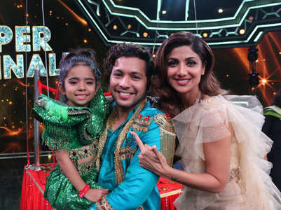Super Dancer 3: Rupsa Batabyal wins the show