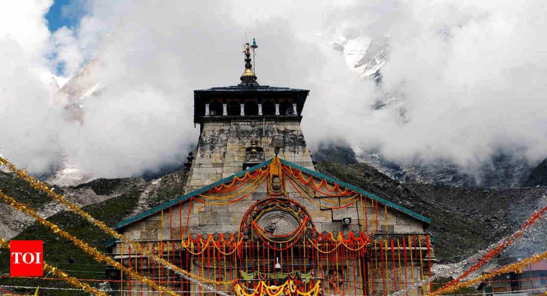 Breaking records, 7.4L visit Kedarnath in 45 days