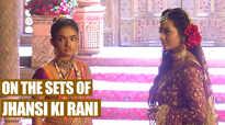 On the sets of Jhansi Ki Rani