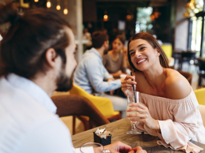 About one-third of women go on a date for free meals: Study