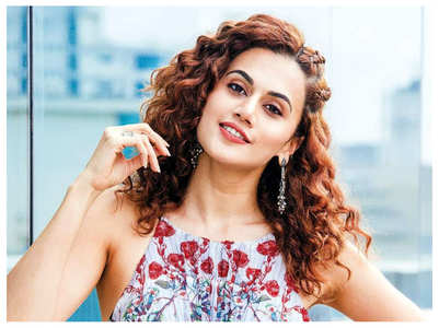 Taapsee slams man for taking her pics