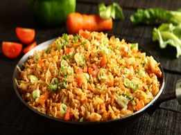 Garlic Egg Fried Rice