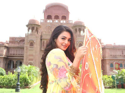 Bikaner palaces turn into sets for Bahu Begum