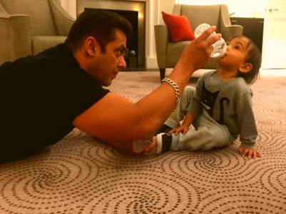 Salman will be the perfect papa one day!