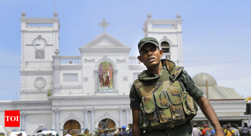 Top Sri Lanka defence official faces charges over Easter attacks