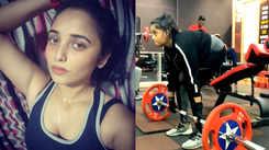 Bhojpuri stunner Rani Chatterjee's latest fitness video is all about Monday motivation!