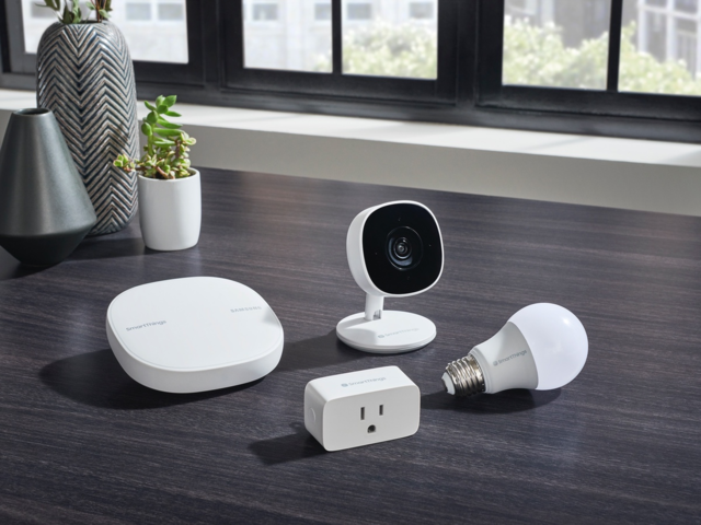 Samsung expands its smart home line up with these new devices