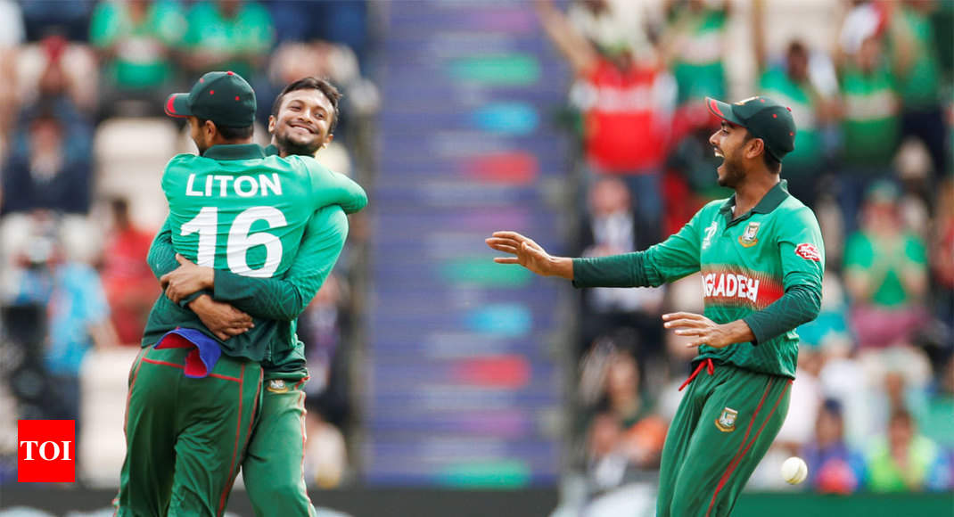 Bangladesh vs Afghanistan Highlights, World Cup 2019: Bangladesh beat Afghanistan by 62 runs in Southampton
