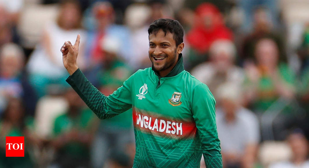 World Cup: Shakib Al Hasan achieves a rare feat, emulates Yuvraj Singh