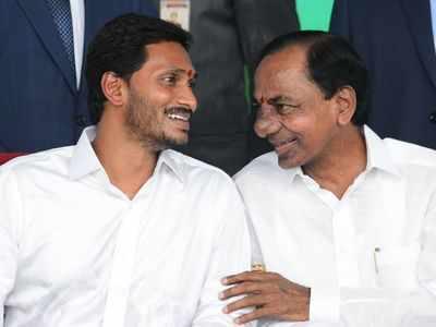 YS Jagan vs KCR: Andhra Pradesh CM takes the lead