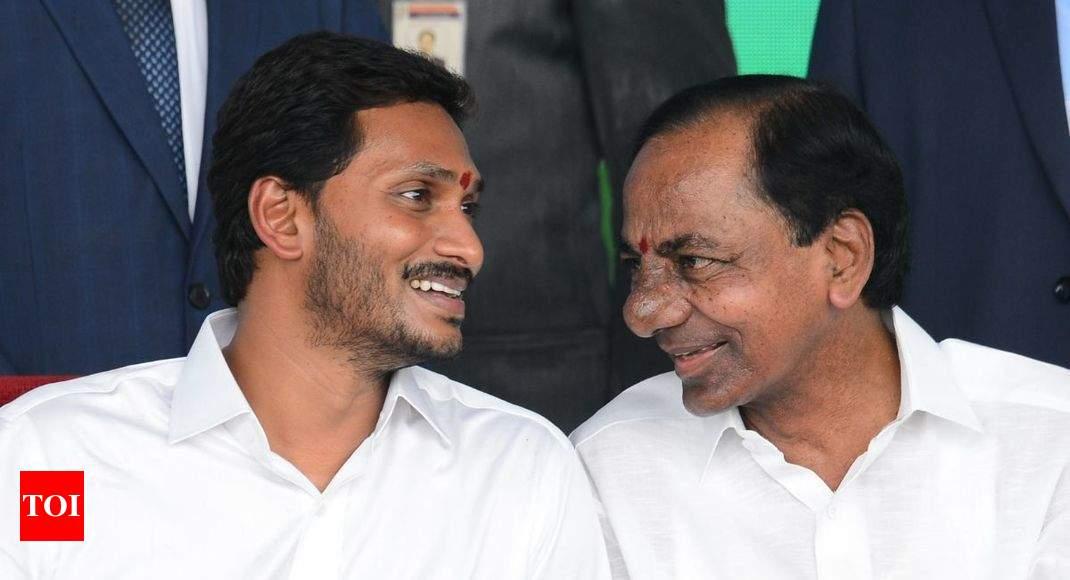 Jaganmohan vs KCR: Andhra CM takes the lead