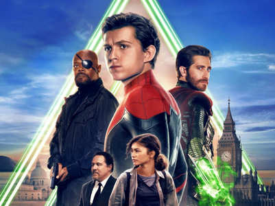 Catch 'Spider-Man : Far From Home' on 4th July