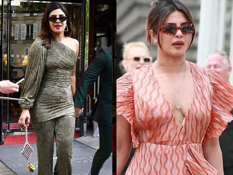 Priyanka Chopra is ruling the streets of Paris, the fashion capital of the world