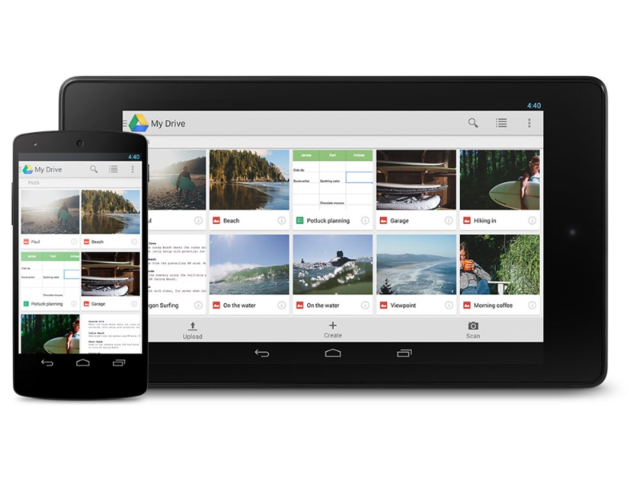 This version of Google Drive gets 'Available offline' feature, here's how to use it