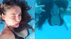 South actress Sherin Shringar's latest bikini pictures will blow your mind!