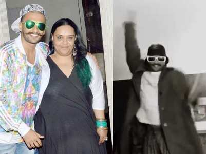 Video: Ranveer wishes Shanoo on her birthday