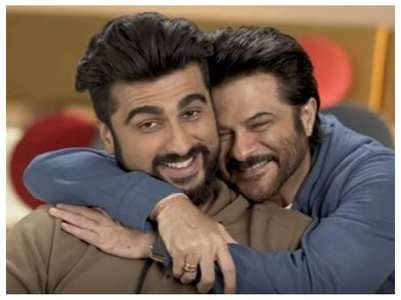 Anil has the sweetest b'day wish for Arjun