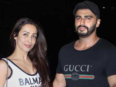 Malaika's romantic getaway with Arjun