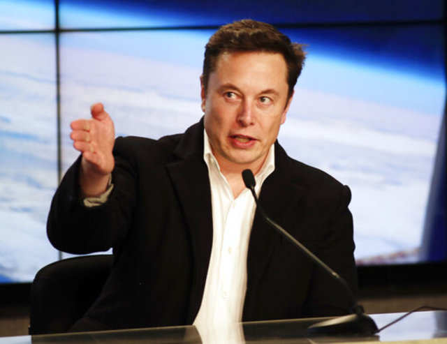 What Elon Musk reportedly wrote in his email to Tesla workers