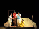 Play 'Terava' staged by widows and daughters of drought affected farmers