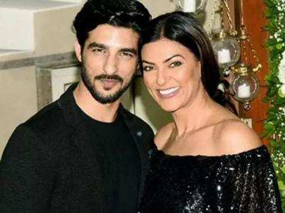 Is everything well between Sushmita-Rohman?