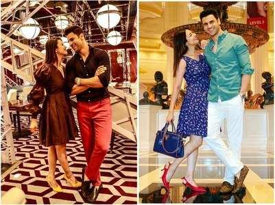 PICS: Divyanka-Vivek's romantic getaway