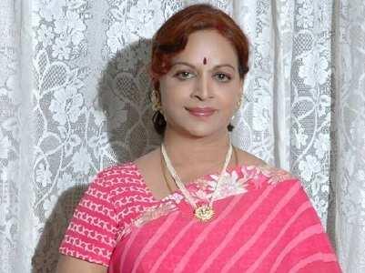 Indian film actress-cum-director Vijaya Nirmala passes away