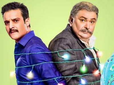 Rishi Kapoor returns with 'Jhootha Kahin Ka'