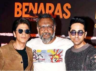 'Article 15':Happy fanboy Ayushmann thanks SRK